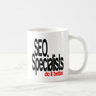 SEO Specialists Do It Better Coffee Mug