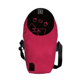 Seong Ji-Piggy Girl- Commuter Bag