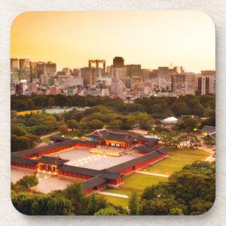 Seoul South Korea Skyline Coaster