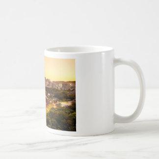 Seoul South Korea Skyline Coffee Mug