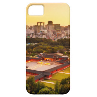 Seoul South Korea Skyline iPhone 5 Cases