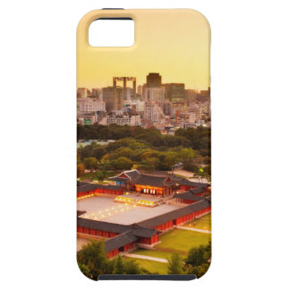 Seoul South Korea Skyline iPhone 5 Covers