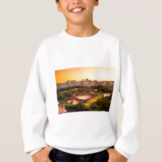 Seoul South Korea Skyline Sweatshirt