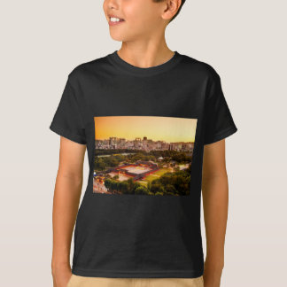 Seoul South Korea Skyline T-Shirt