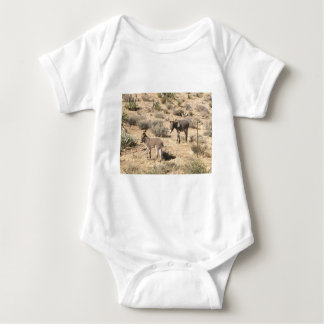 Separated by borders baby bodysuit