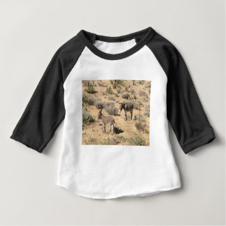 Separated by borders baby T-Shirt
