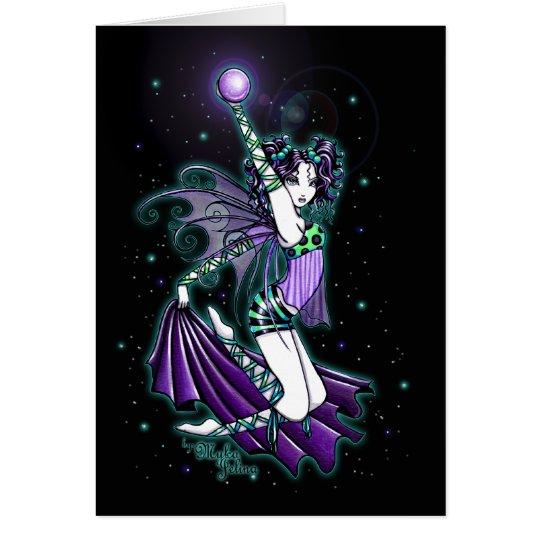 Sepheria Dancing Rainbow Fairy Card
