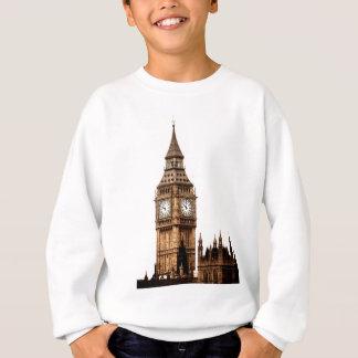 Sepia Big Ben Tower Sweatshirt