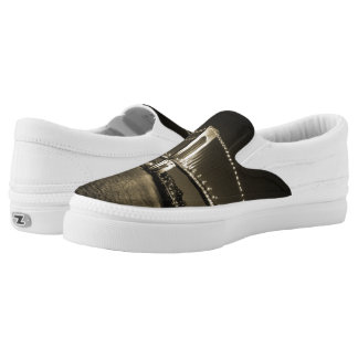 Sepia Bridge Z slipons Slip-On Sneakers