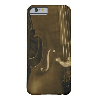 Sepia Cello iPhone 6 case