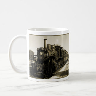 Sepia Engine Coffee Mug