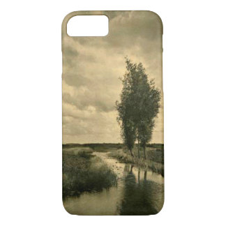 SEPIA LANDSCAPE iPhone 7 Case