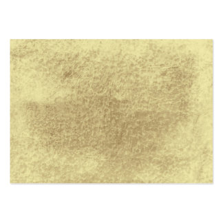 Sepia leather look texture pack of chubby business cards
