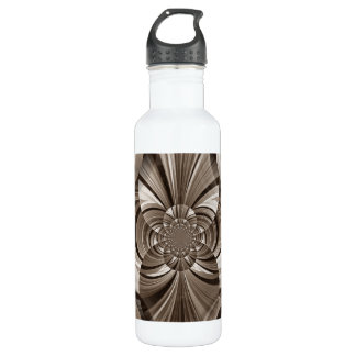 Sepia water bottle