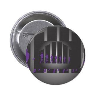 Sept hommes d affaires badges