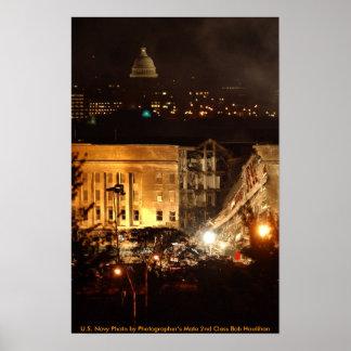 September 11, 2001 / Pentagon Print