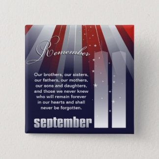 September 11 - Patriotic Remembrance Pin