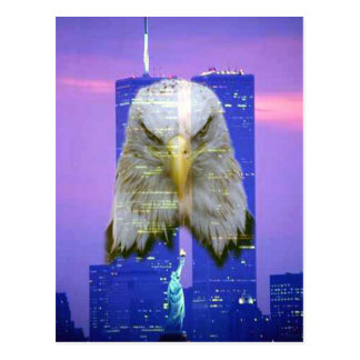 September 11 Rememberance Postcard