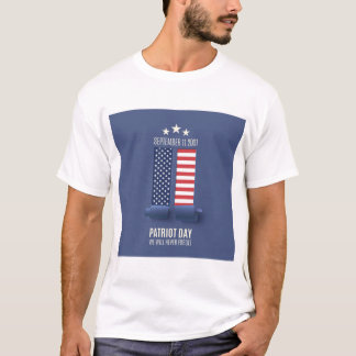 September 11 T-shirt USA Liberty Shirt