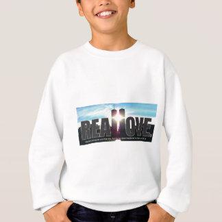 September 11 Twin Towers Real Love Sweatshirt