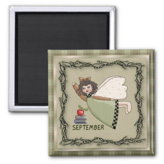 September Angel / Fairy Month Magnet