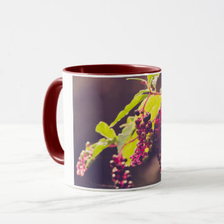 September berries mug