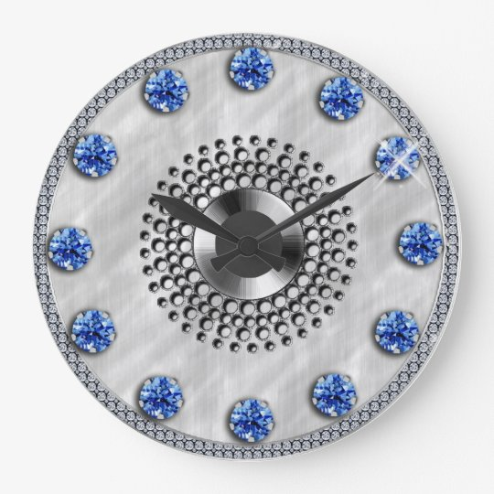 September Birthday Wallclocks