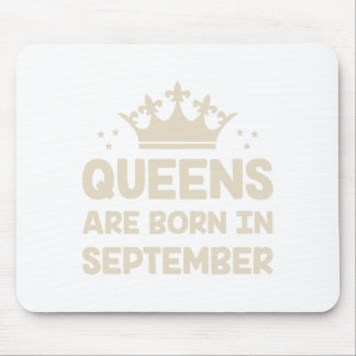 September Queen Mouse Pad