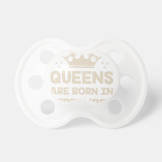 September Queen Pacifier