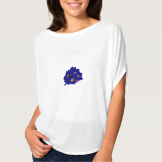 September: Sapphire Forget-Me-Nots tee
