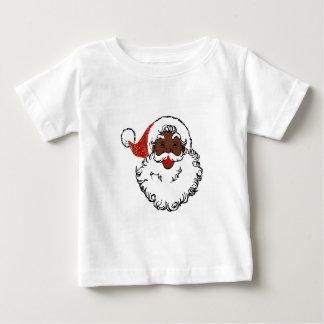 sequin African santa claus Baby T-Shirt