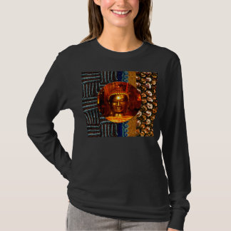 Sequin Dreams Buddha Long sleeve T-Shirt