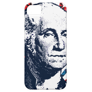 sequin george washington iPhone 5 covers