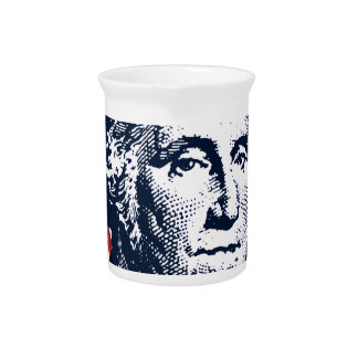 sequin george washington pitcher