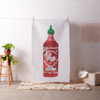 sequin hot sauce fabric