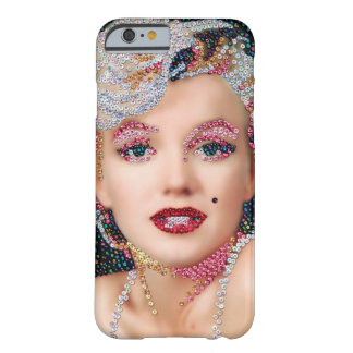 Sequined Marilyn IPhone 6 Case