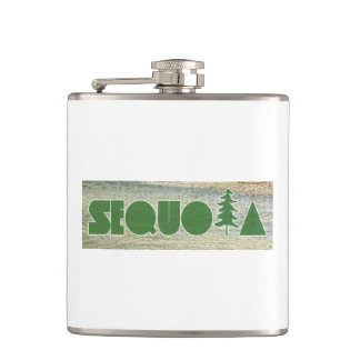Sequoia Hip Flask