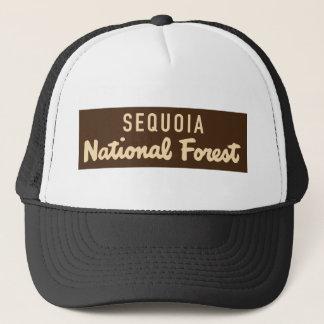 Sequoia National Forest Trucker Hat