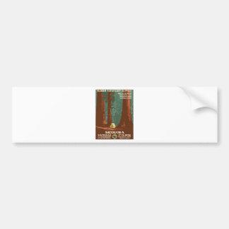 Sequoia National Park Bumper Sticker