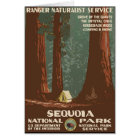 Sequoia National Park Card