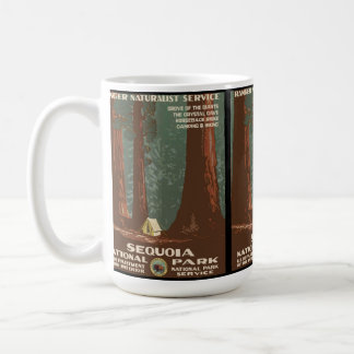 Sequoia National Park Coffee Mug