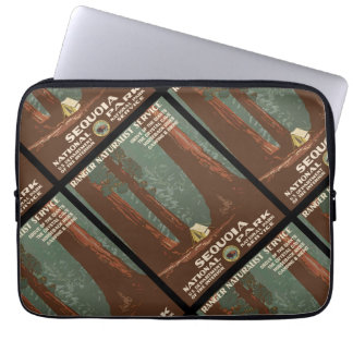 Sequoia National Park Laptop Sleeve