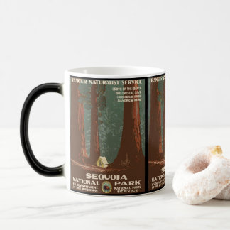 Sequoia National Park Magic Mug