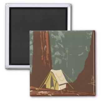 Sequoia National Park Magnet