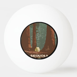 Sequoia National Park Ping Pong Ball