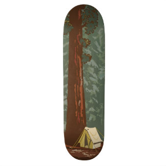 Sequoia National Park Skateboard