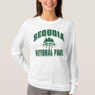Sequoia Old Style Green T-Shirt
