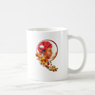 "Sequoyah & the Cherokee Syllabary ""Talking Leaves"" Coffee Mug"