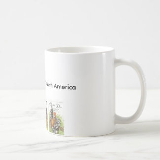 serama-stamps, Serama Council of North America Coffee Mug