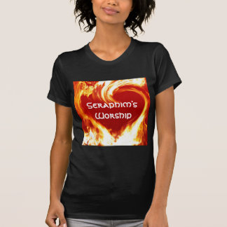 Seraphim's Worship -- Burning Ones T-Shirt